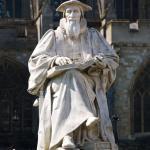 Richard Hooker Statue - Exeter