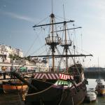 Golden Hind Replica - Brixham