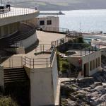 Art Deco Sea - Plymouth Hoe
