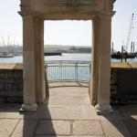 Mayflower Steps - Plymouth Barbican