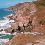 Soar Mill cliffs