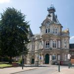 Town Hall - Tiverton