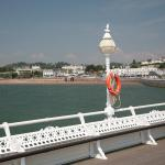 View from the Princess Pier - Torquay