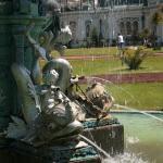 Princess Gardens Fountain Detail - Torquay