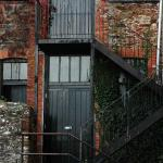 Totnes - Bricks and Stairs