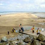 Westward Ho! beach