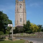 Widecombe Church Tower