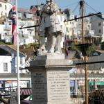 William of Orange Statue - Brixham