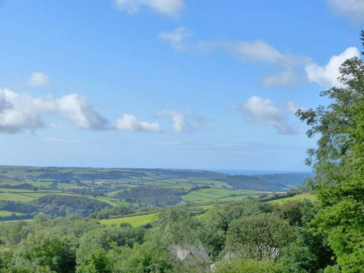 Ideal location -  Moor to Sea South Devon