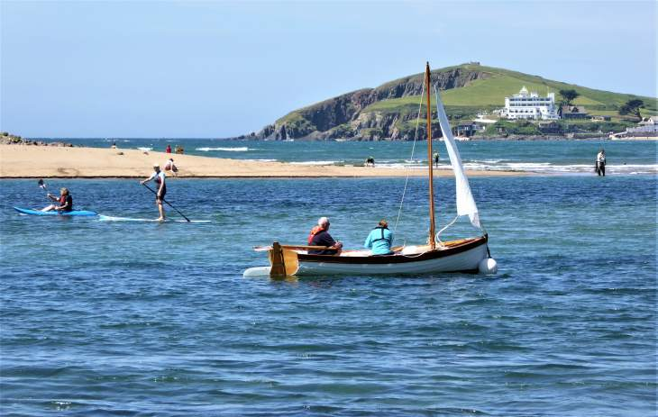Watersports in the beautiful South Hams