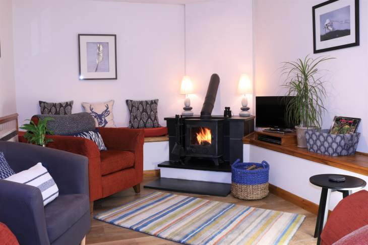 Buddleia, suitable for couples or families and dog friendly
