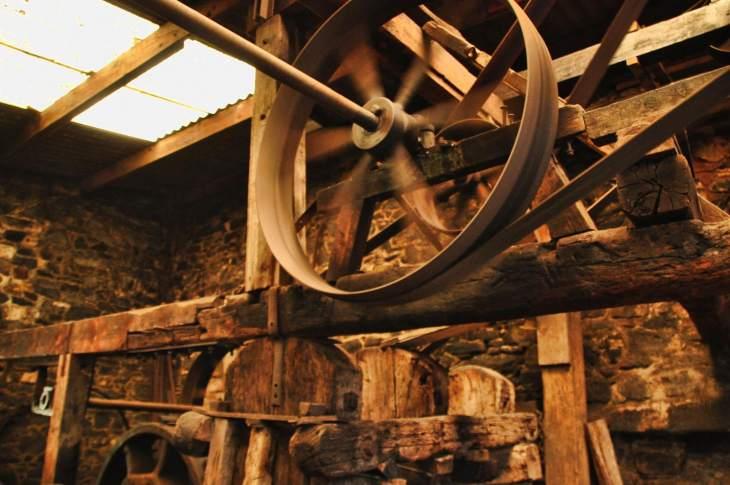 Finch Foundry machinery