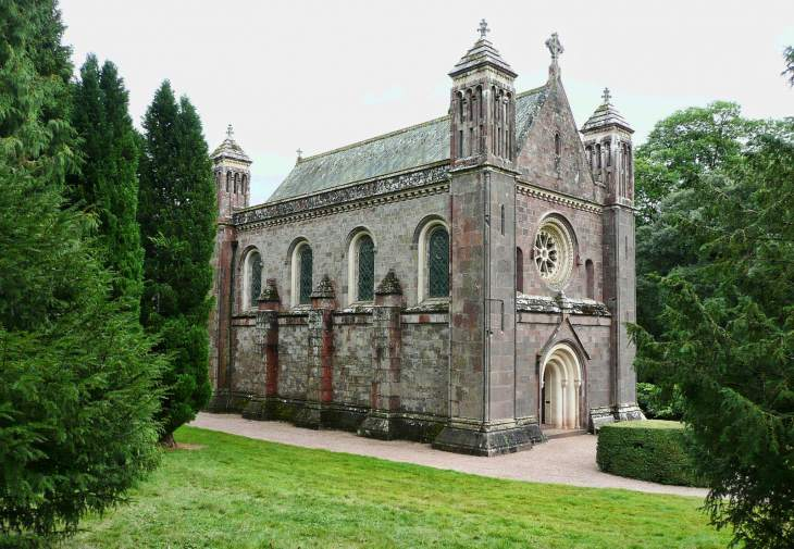 Killerton chapel