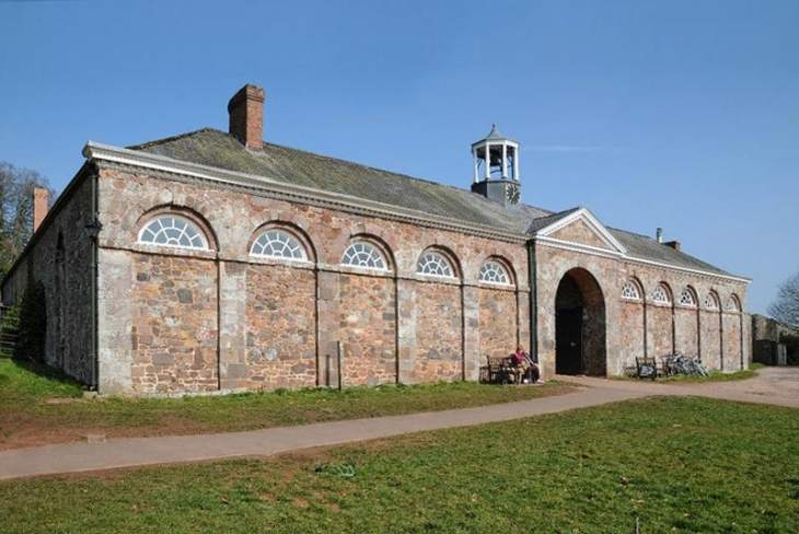 Killerton stable block