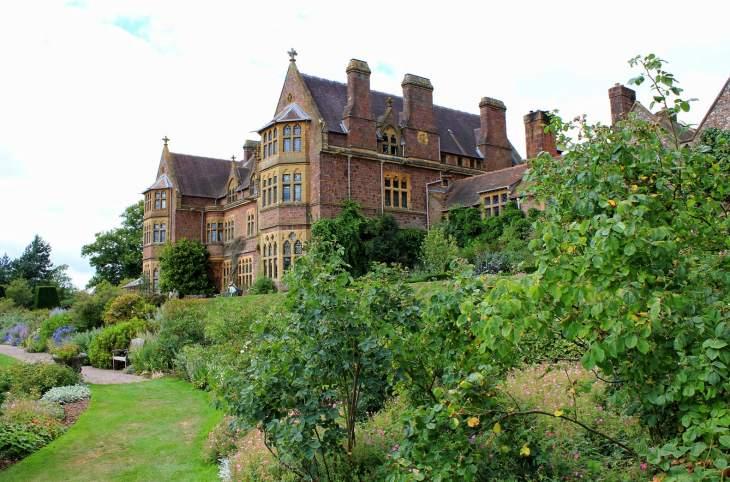 Knightshayes Court - Devon