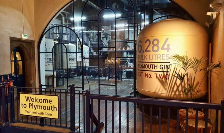 Plymouth Gin Distillery
