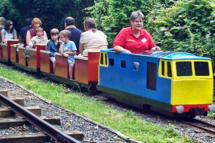 Devon Railway Centre - miniature railway