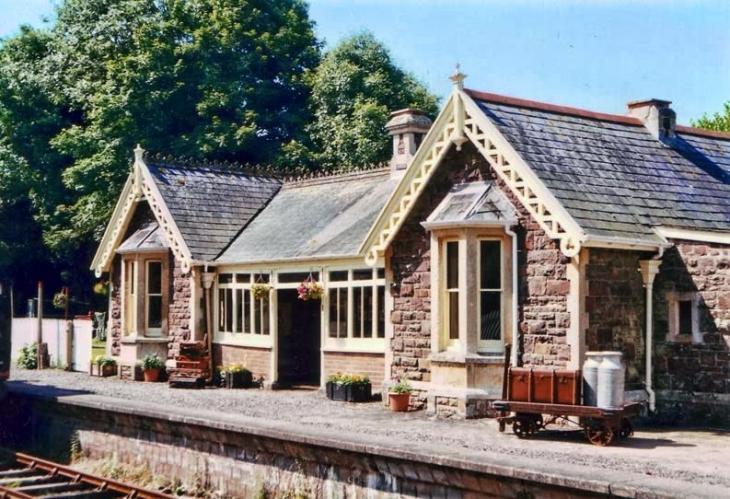 Bickleigh Sation - Devon Railway Centre
