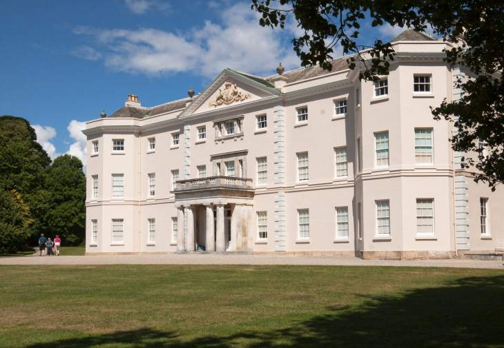 Saltram house - Devon