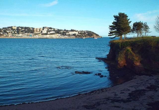 Corbyn Head Beach - Torquay