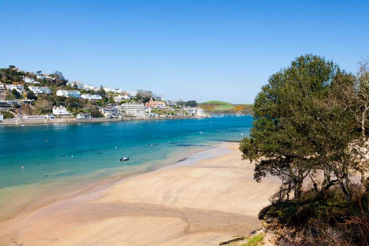Mill Bay beach - Salcombe