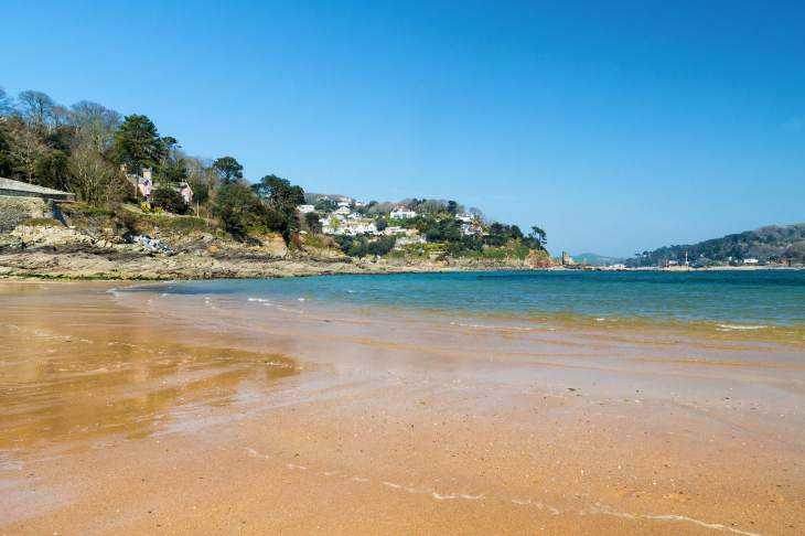 South Sands beach - Salcombe