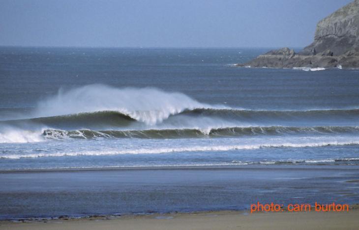 Croyde surf