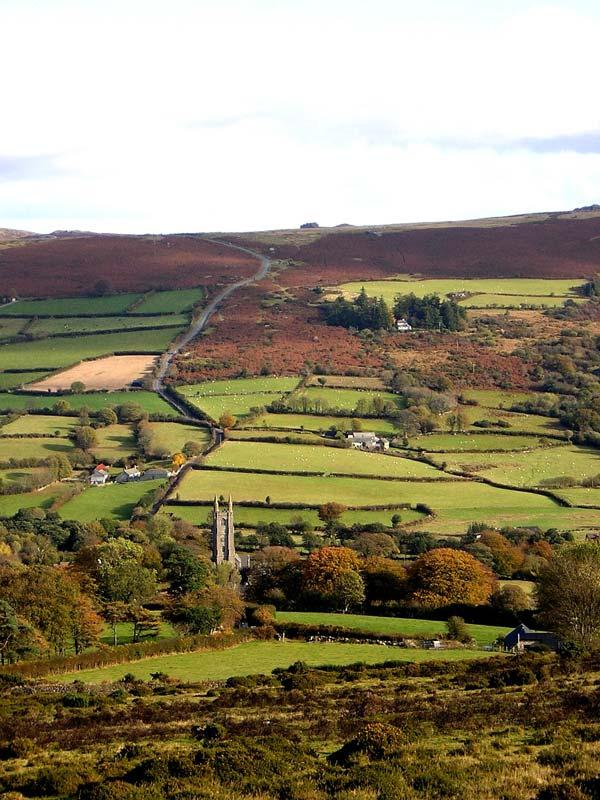 Widecombe-in-the-Moor - Dartmoor