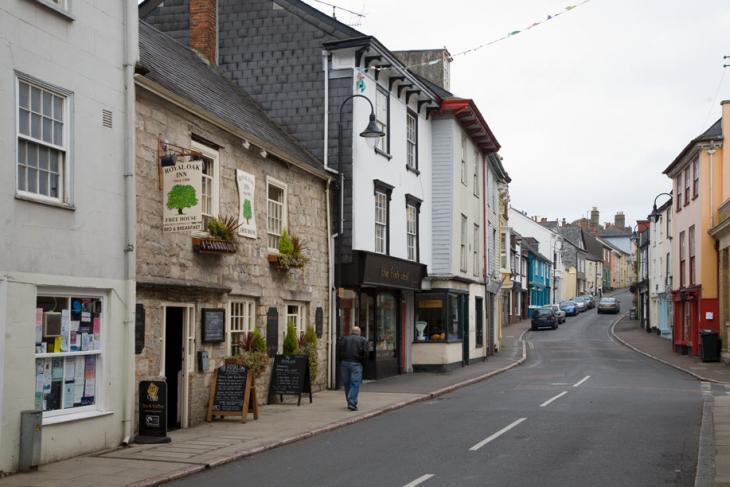 Ashburton - East Street