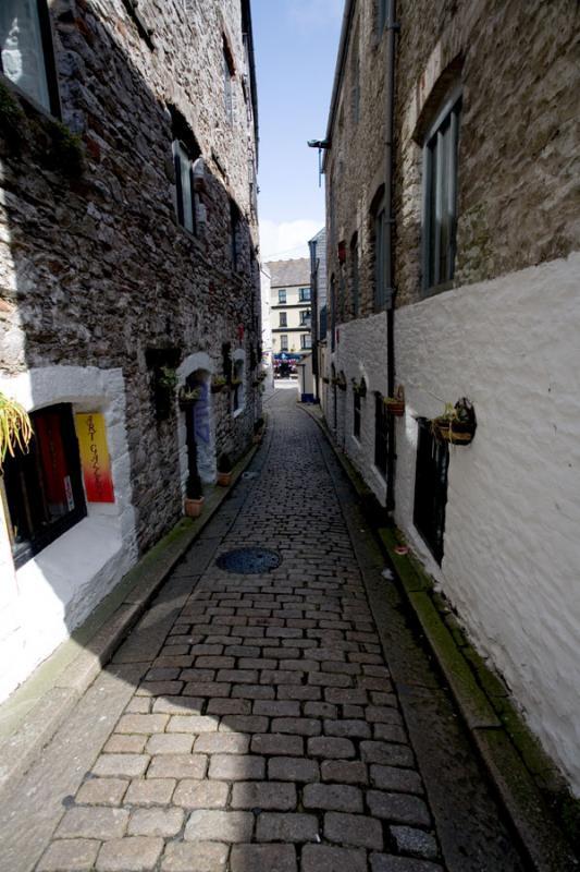 Barbican Alleyway - Plymouth