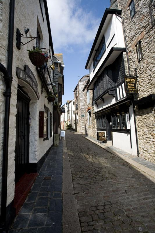 New Street - Plymouth Barbican