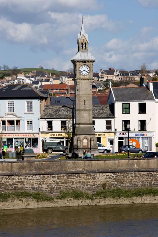 Barnstaple Clock Tower