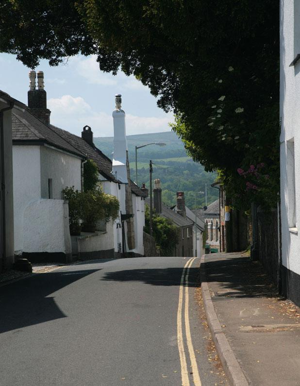 Bovey Tracey Hill