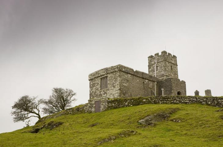 Brentor Chapel
