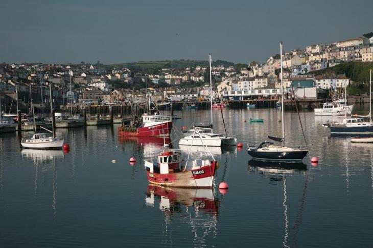 Outer Harbour - Brixham