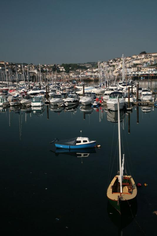Brixham Harbour and Marina