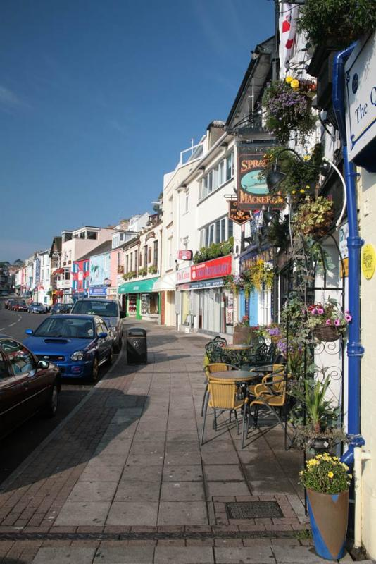 Brixham Harbourside