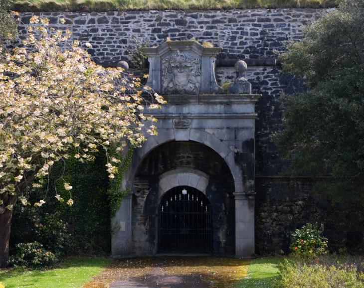 Royal Citadel Gate - Plymouth