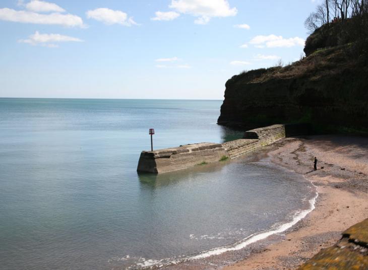 Coryton's Cove - Dawlish