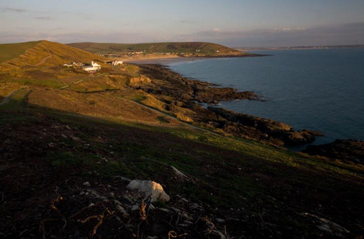 Croyde - View from Baggy Point