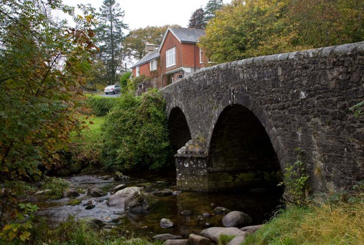 Dartmeet Bridge