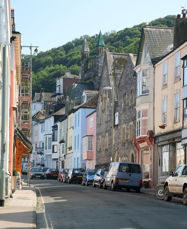 Newcomen Street - Dartmouth