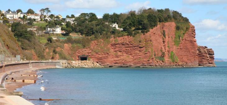 Red Cliffs - Dawlish
