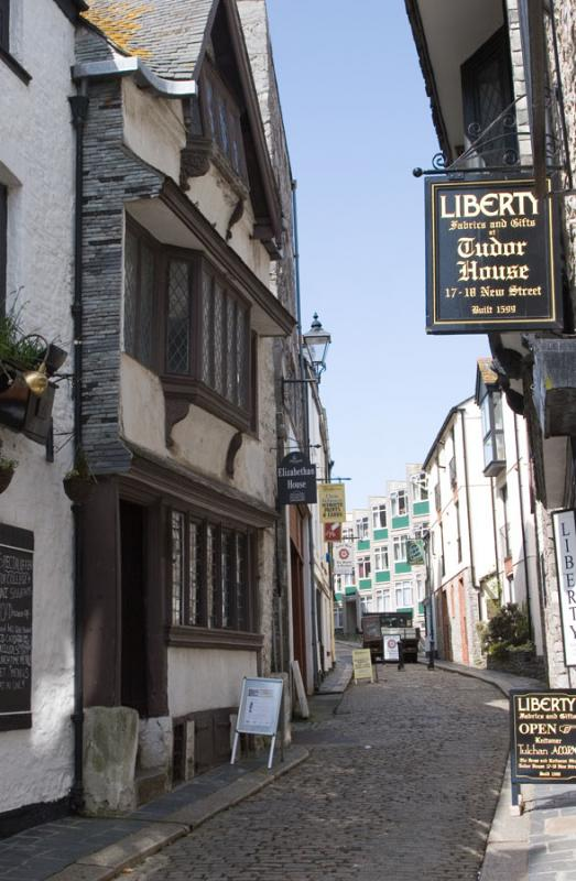 Elizabethan House - New Street - Plymouth