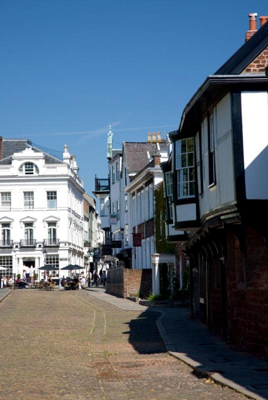 Cathedral Close - Exeter