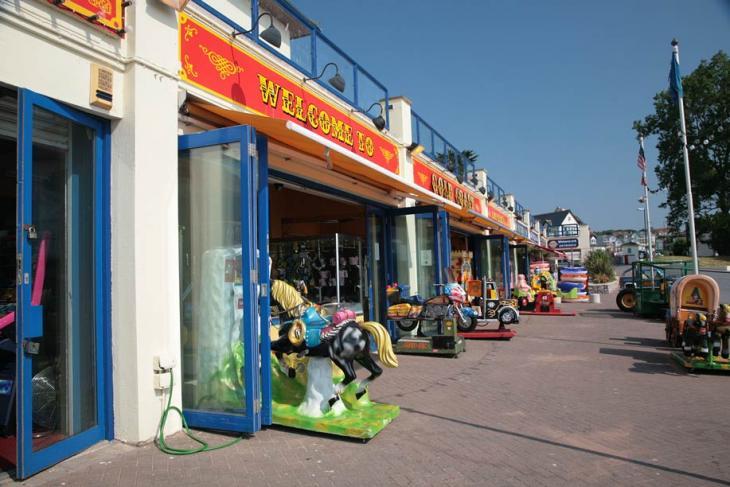 Seaside Amusement Arcade - Goodrington