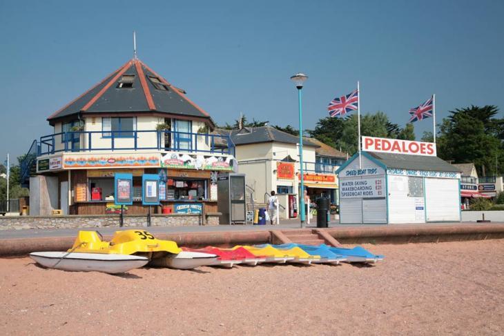 Goodrington Beachfront
