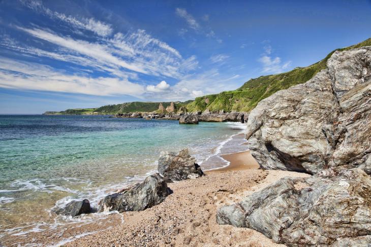 Great Mattiscombe beach
