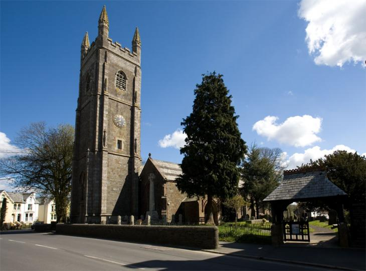Holsworthy Parish Church