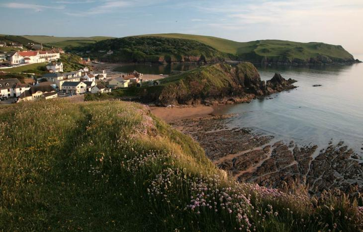 Outer Hope Cove